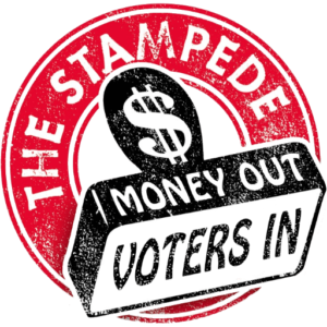 money out voters in
